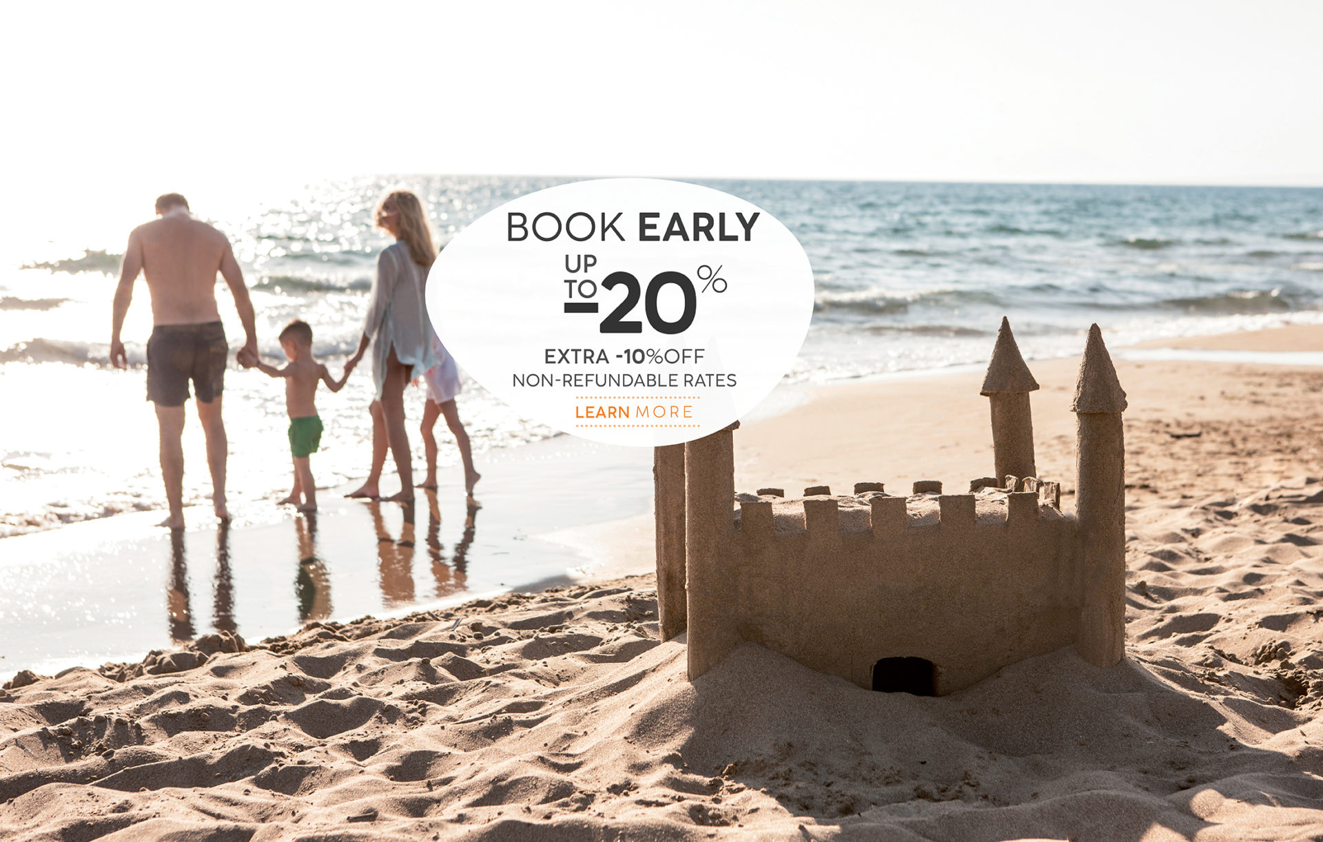 Olympian Village up to 20%OFF early booking offer!
