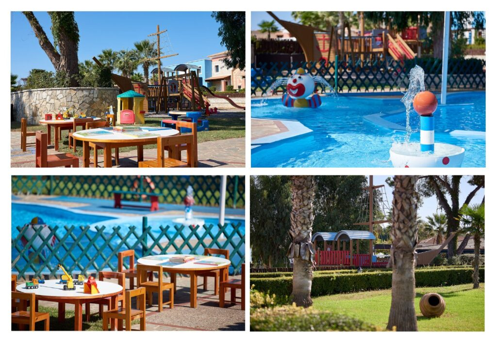 Aldemar Olympian Village Mini Club
