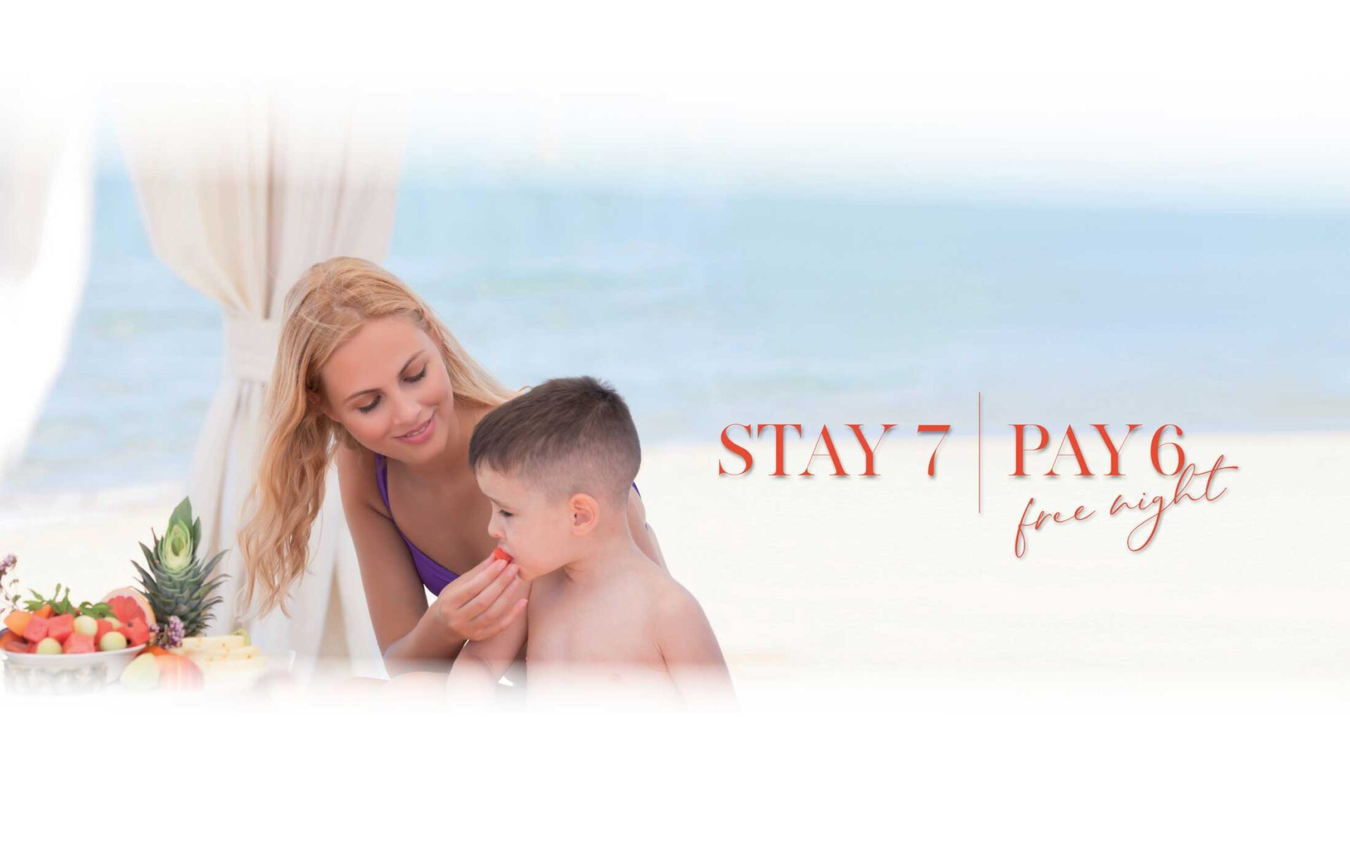 Stay 7 days & pay 6