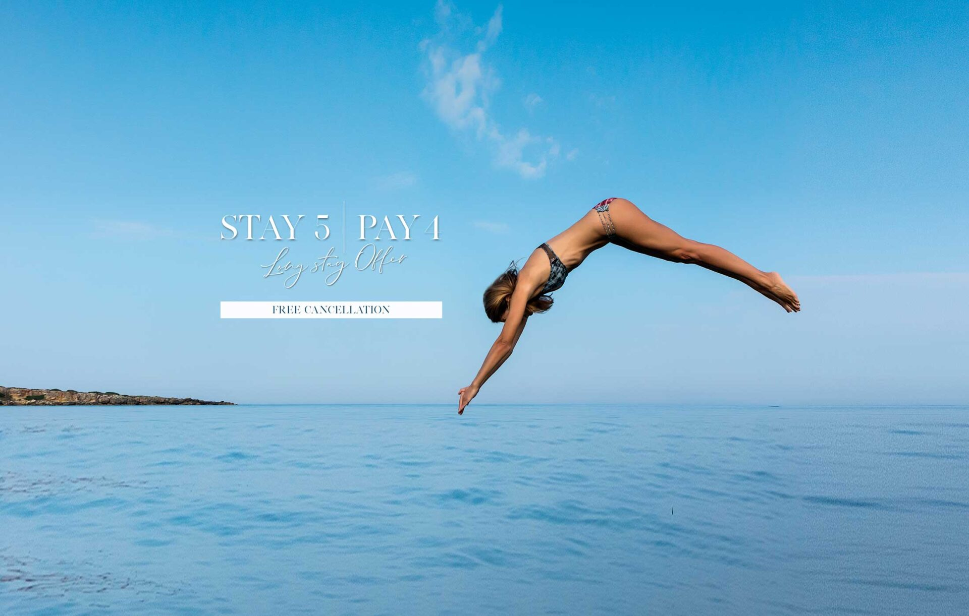 Stay 5, Pay 4